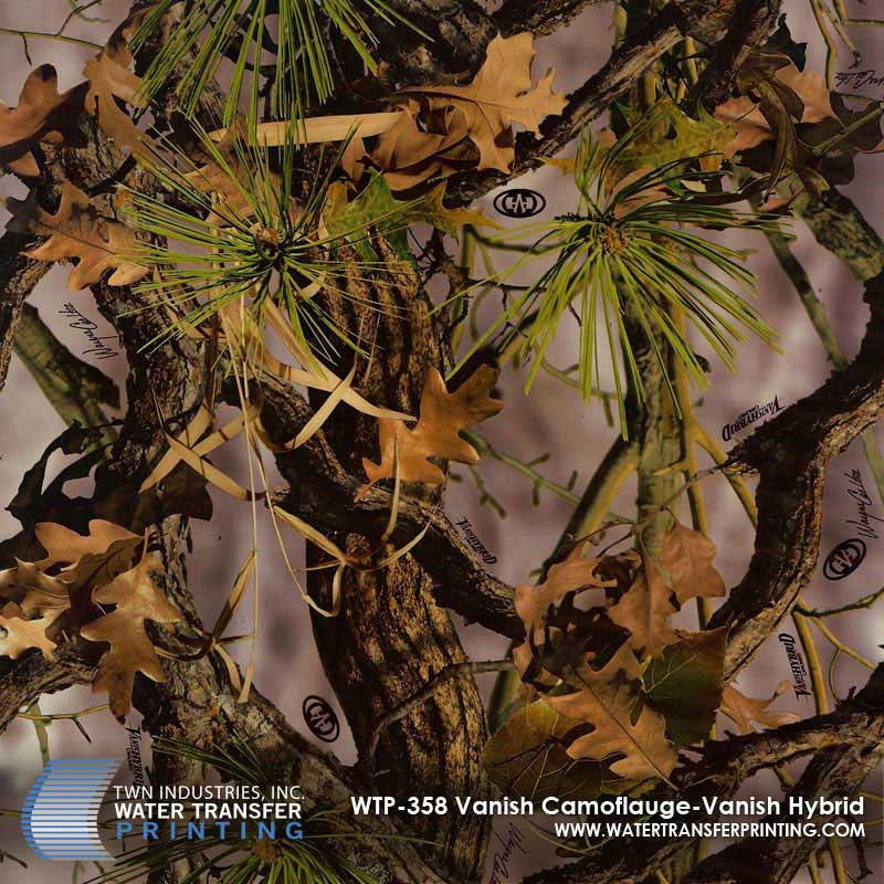 Camouflage Hydrographic Film Dip Patterns coatings at RMF